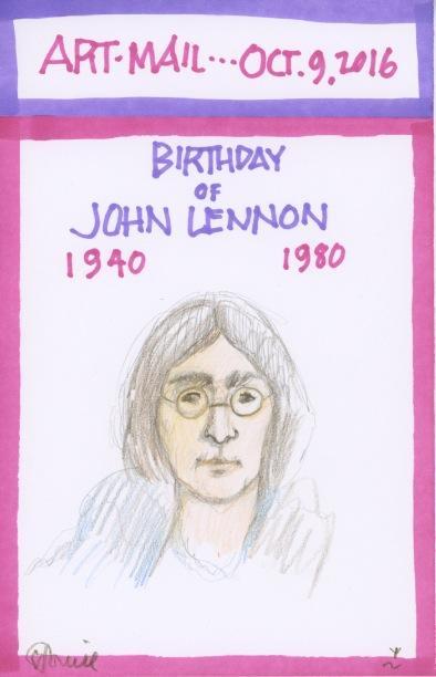 John Lennon 2016