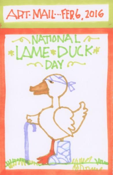 Lame Duck 2016