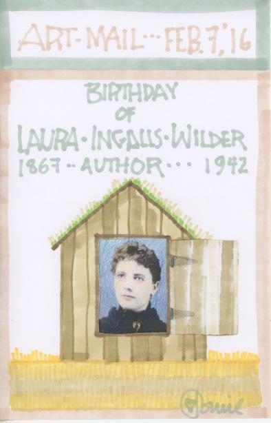 Laura Ingalls Wilder 2016