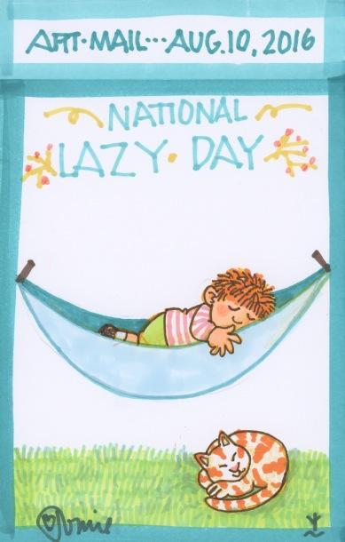 Lazy 2016