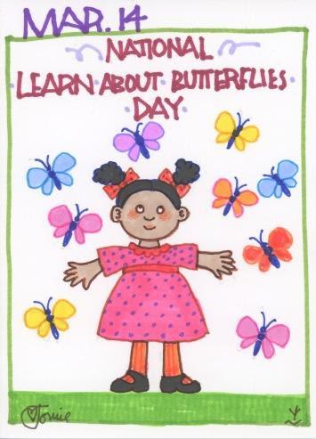 Learn About Butterflies 2017