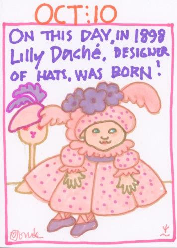 Lilly Dache 2017