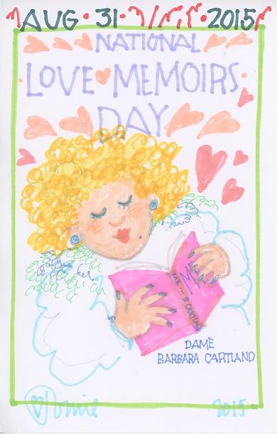 Love Memoirs 2015