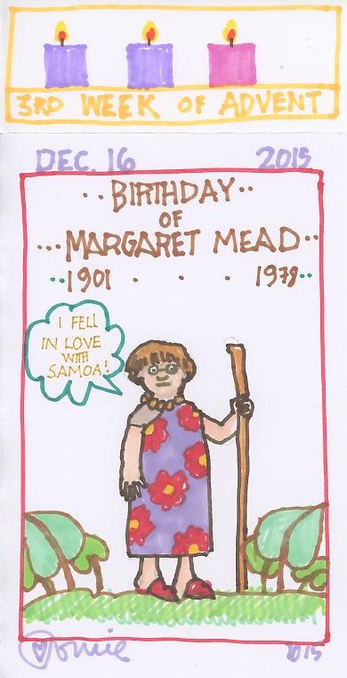 Margaret Mead 2015