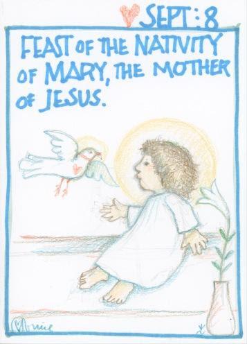 Mary Nativity 2017