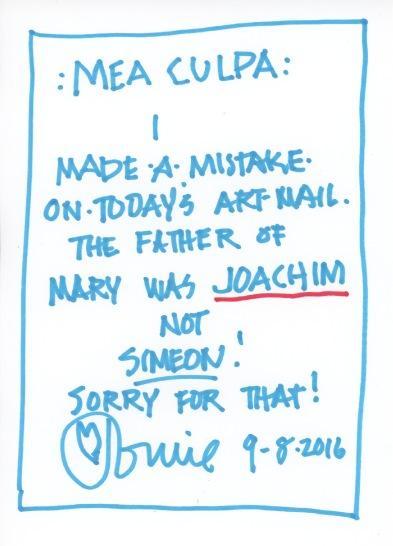 Mary Nativity Apology 2016