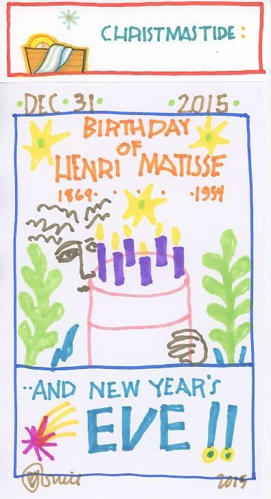 Matisse 2015