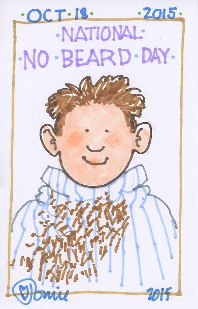 No Beard 2015