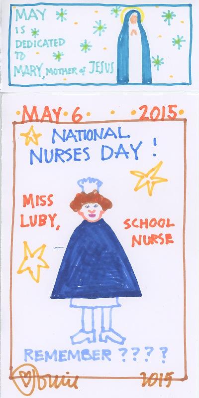 Nurses' 2015