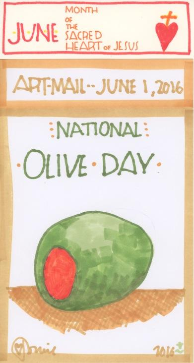 Olive 2016
