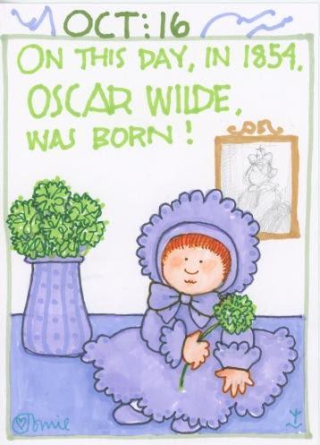 Oscar Wilde 2017