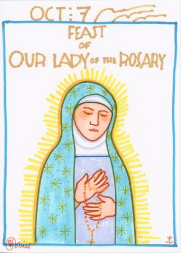 Our Lady of the Rosary 2017
