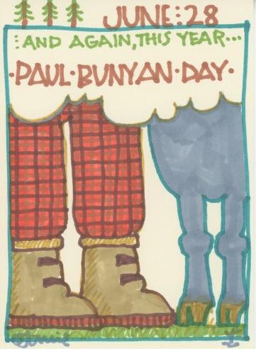 Paul Bunyan 2017