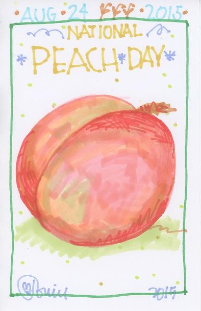 Peach 2015