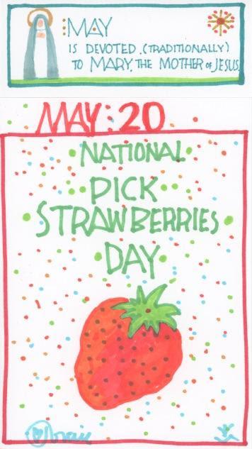 Pick Strawberries 2017