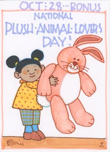 Plush Animal Lover's 2017