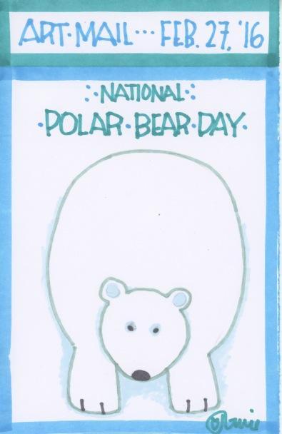 Polar Bear 2016