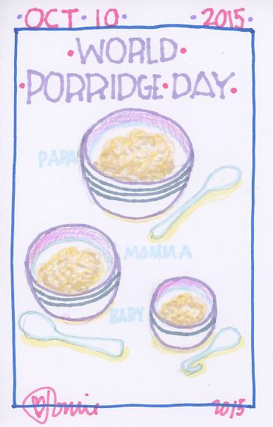 Porridge 2015