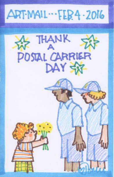 Postal Carrier 2016