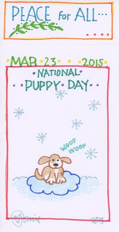 Puppy 2015