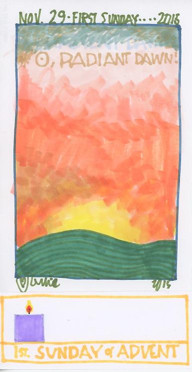 Radiant Dawn 2015