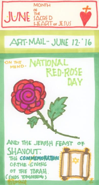 Red Rose 2016