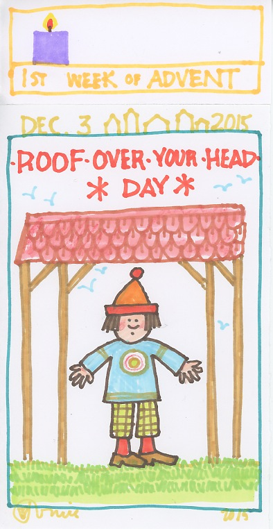 Roof Over Your Head 2015