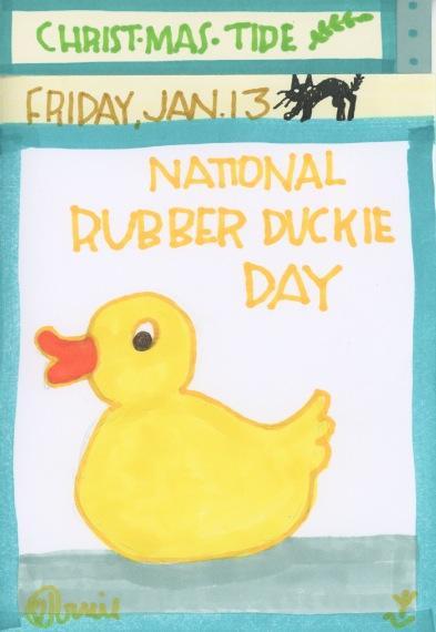 Rubber Duckie 2017