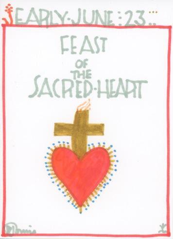Sacred Heart of Jesus 2017
