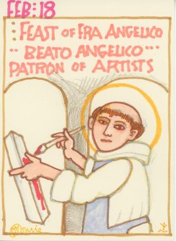 Fra Angelico 2018