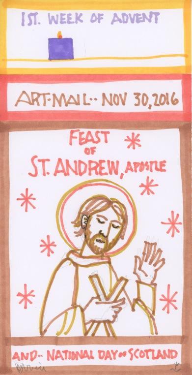 St Andrew 2016
