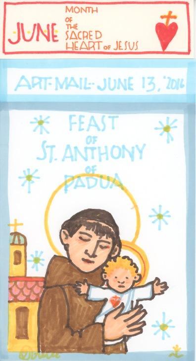 St Anthony of Padua 2016