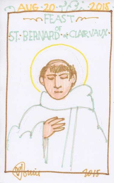 St Bernard Clairvaux 2015