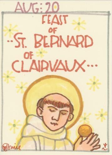 St Bernard Clairvaux 2017