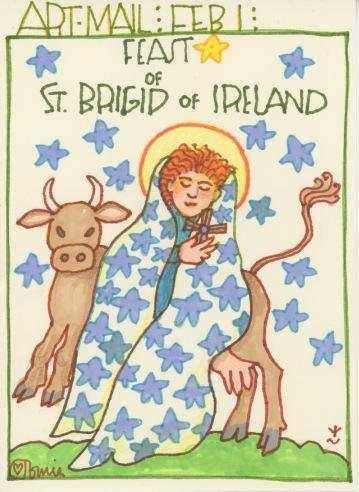 St Brigid of Ireland 2018