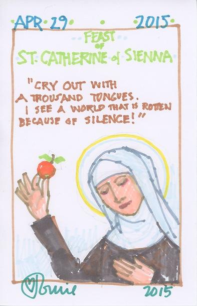 St Catherine of Siena 2015