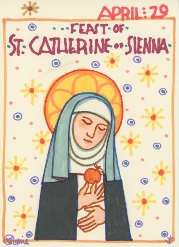 St Catherine of Siena 2017