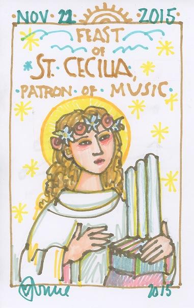 St Cecilia 2015