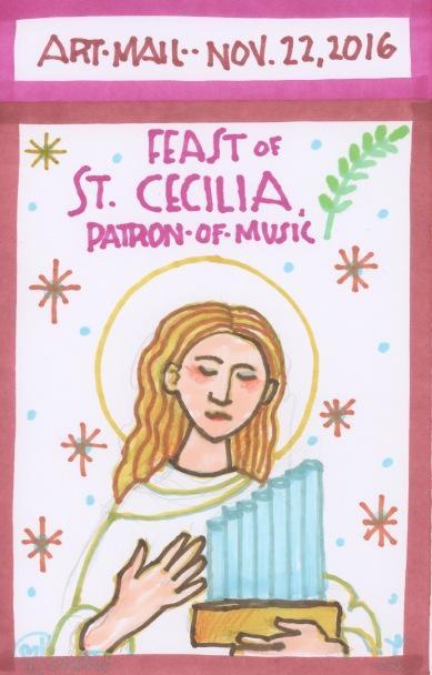 St Cecilia 2016
