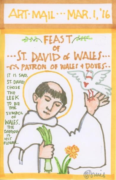 St David of Wales 2016