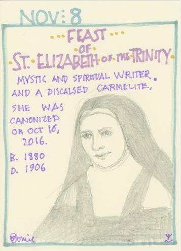 St Elizabeth Trinity 2017