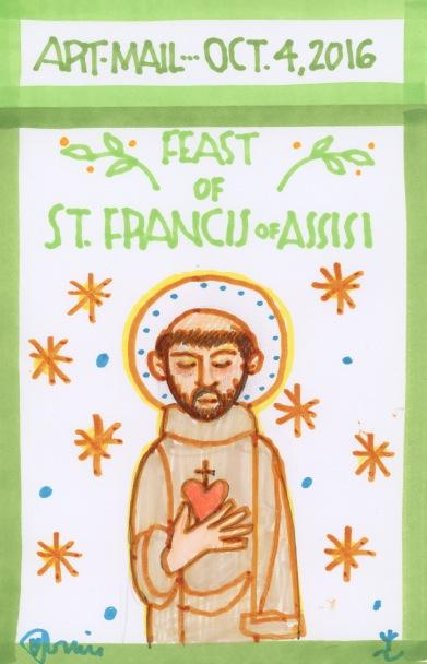St Francis of Assisi 2016