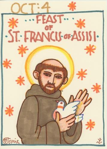 St Francis of Assisi 2017