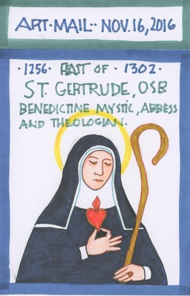 St Gertrude 2016