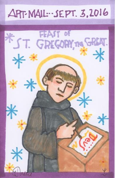 St Gregory the Great 2016