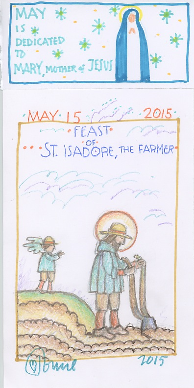 St Isidore 2015