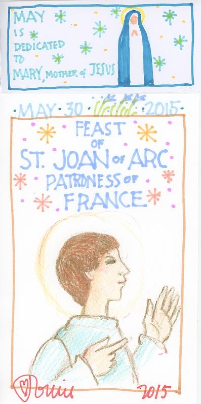 St Joan of Arc 2015