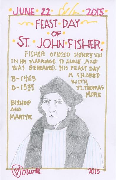 St John Fisher 2015