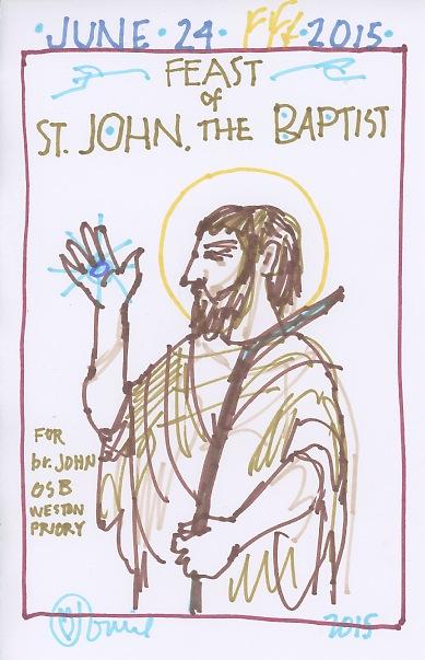 St John the Baptist 2015