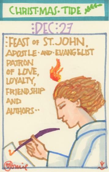 St John the Evangelist 2017